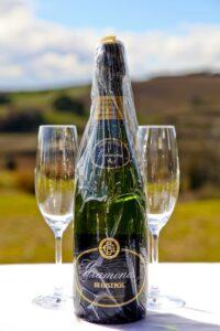Restaurante braseria en La Roca Village - Les Tres Alzines - Carta de vinos