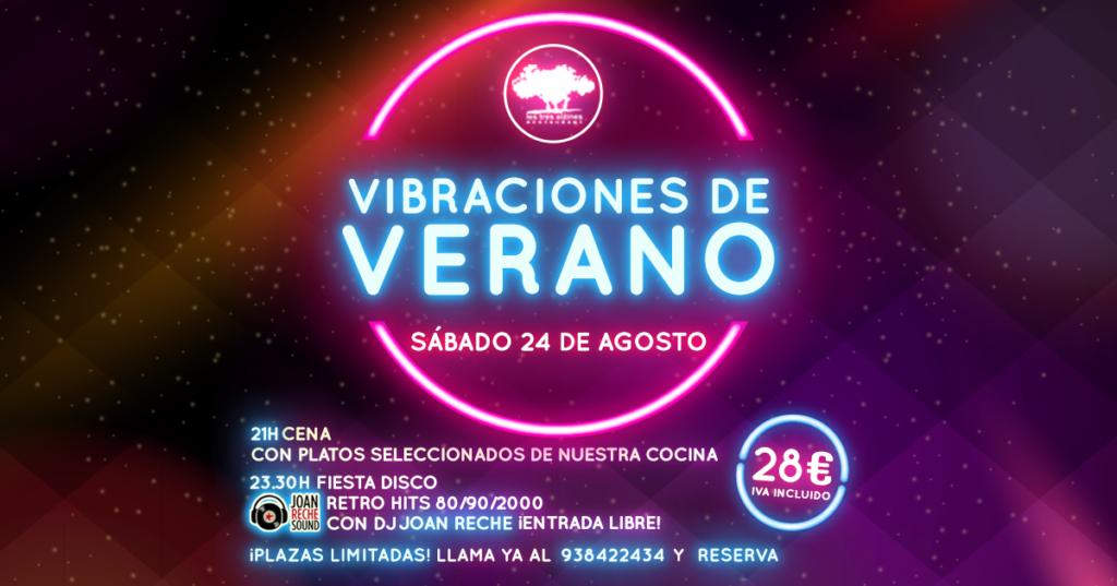 Restaurante braseria en La Roca Village - Les Tres Alzines - Vibraciones de Verano | Fiesta | 24 de Agosto 2019