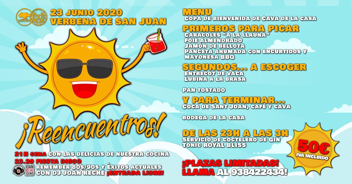 Restaurante braseria en La Roca Village - Les Tres Alzines - ¡Reencuentros! Verbena 2020 y noche de San Juan