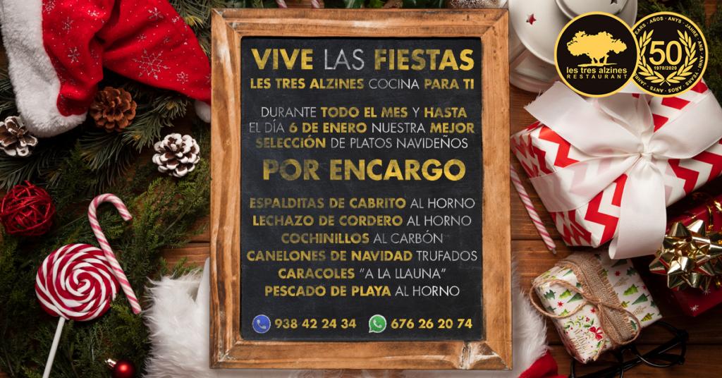 Restaurante braseria en La Roca Village - Les Tres Alzines - Vive las Fiestas... Les Tres Alzines cocina para ti⠀
